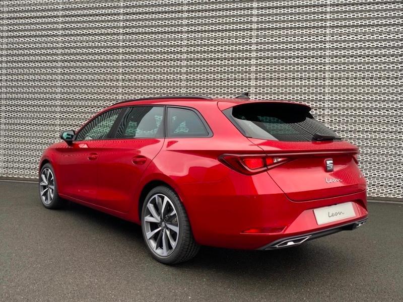 SEAT Leon ST 1.5 eTSI 150ch MHEV FR One DSG année 2021 ...