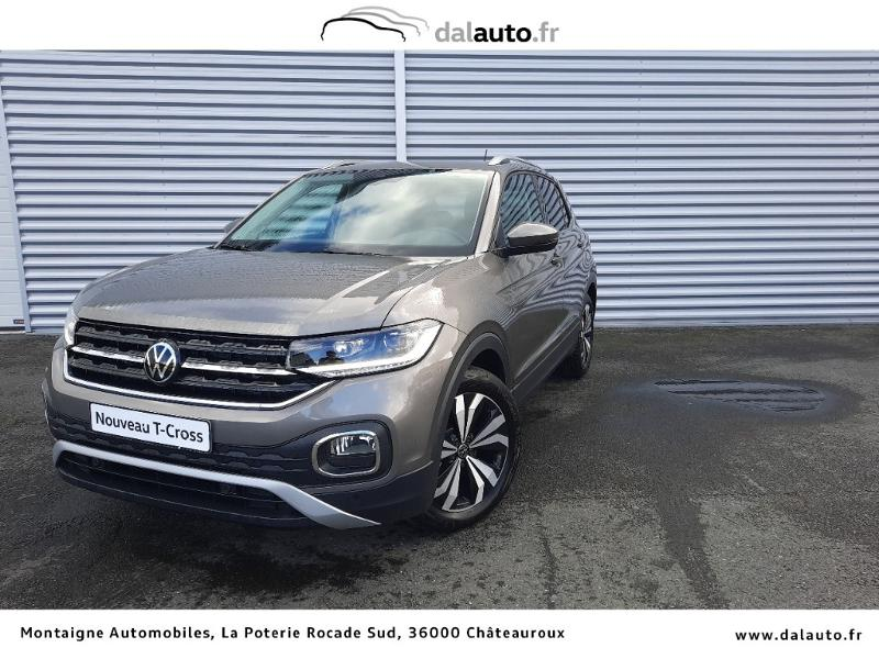 VOLKSWAGEN T-Cross occasion proche de Paris